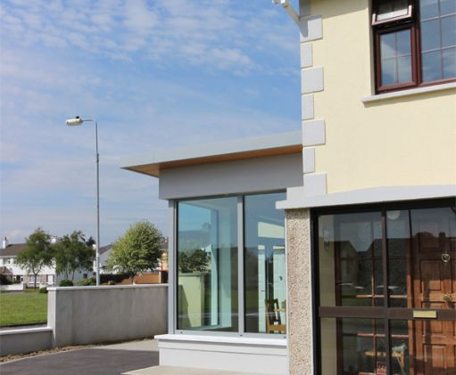 Domestic Extension and Refurbishment, Galway City