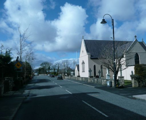 Village Regeneration Scheme, Bonniconlon, Co. Mayo
